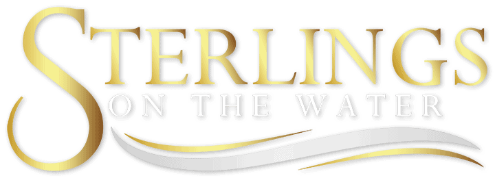 Sterlings on the Water Logo